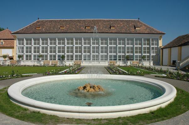 Kranz | Schlosshof, Orangerie
