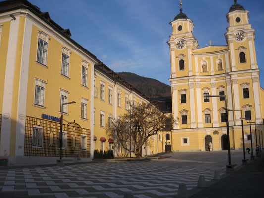Kranz | Schloss Mondsee