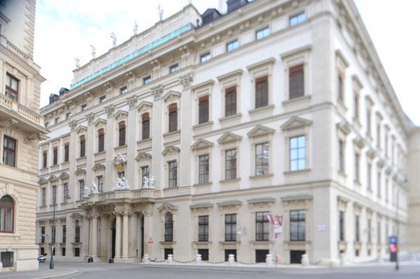Kranz | Stadtpalais Liechtenstein, Wien