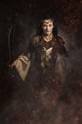 Warrior I