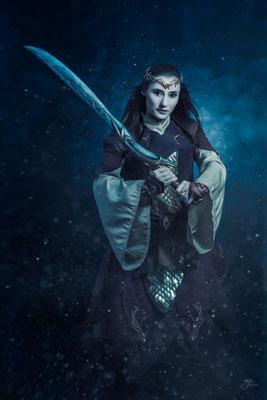 Warrior III