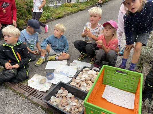 Kinder-Flohmarkt - tolle Aktion.