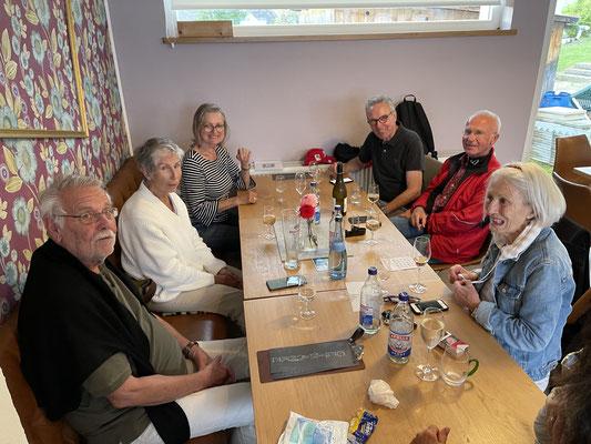 Gäste aus Böblingen und Holzgerlingen.