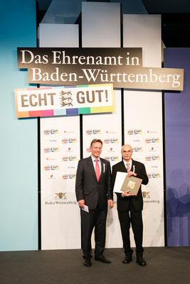 Schaffige Rentner, Tumlingen (rechts Rolf Emele)