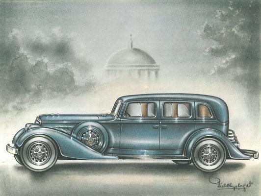 Graham Paige 1932