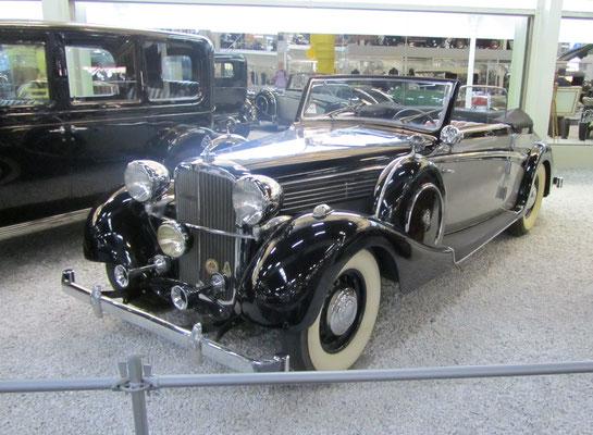 Maybach SW 38 uit 1938. (Technik Museum Sinsheim)