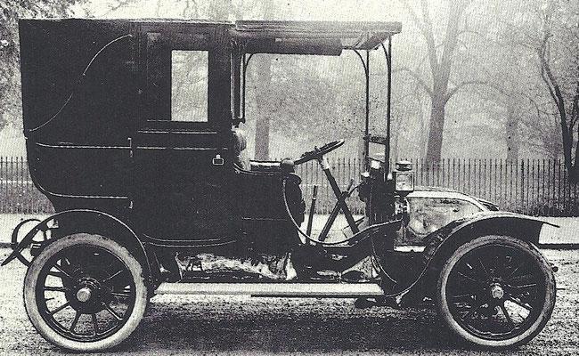 Een CGV 10 pk uit 1913.