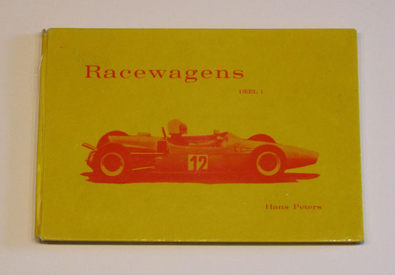 Racewagens, Deel 1. Hans Peters.