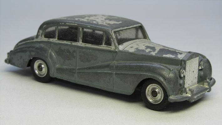 Rolls-Royce Silver Wraith (Dinky Toys nr. 50, 1960-1964).