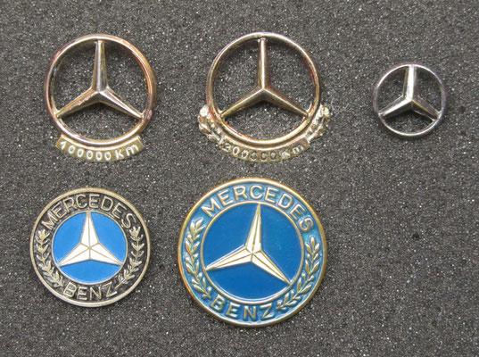 Mercedes-Benz speldjes.