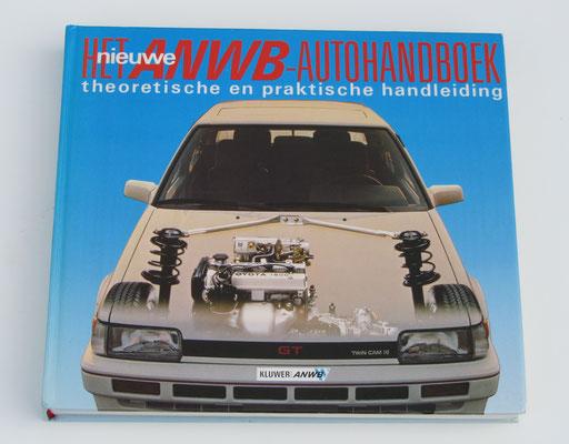 Het nieuwe ANWB-autohandboek. Kluwer/ANWB, 1985. ISBN 9020117890. Dit boek is te koop, prijs € 5,00 email: automobielhistorie@gmail.com