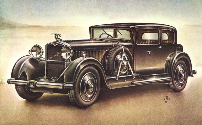 Hispano Suiza H6C, 1930.