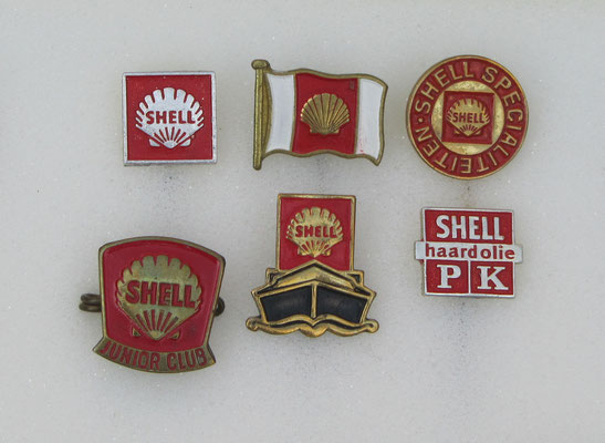 Shell speldjes