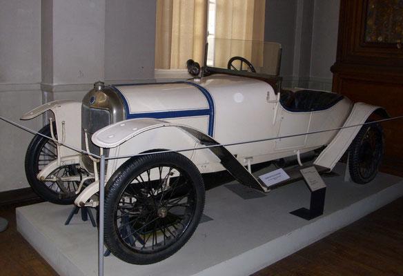 Een Sigma uit 1916.