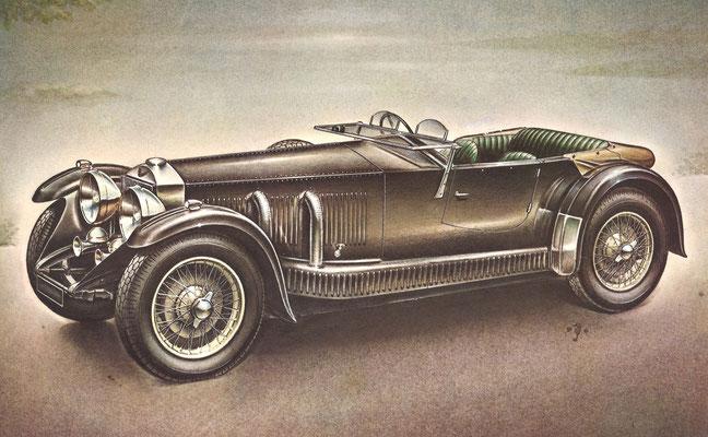 Invicta S, 1931.