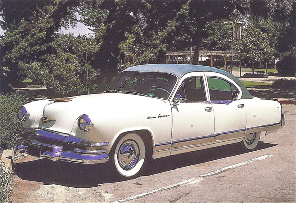 Kaiser Dragon uit 1953.