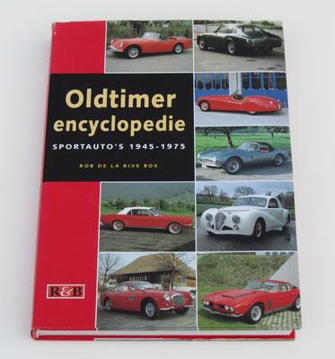 Oldtimer Encyclopedie. Sportauto's 1945-1975. Rob de la Rive Box, 1998.
