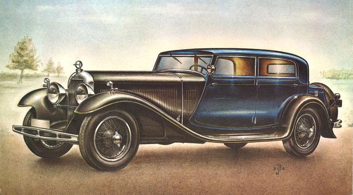 Austro Daimler ADR 8, 1931.