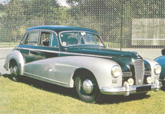 Salmson G-72 Randonnée (1951-1952).