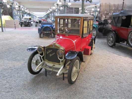 De Dion-Bouton Limousine Type DH uit 1912 (Collection Schlumpf).