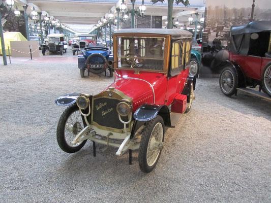 De Dion-Bouton Limousine Type DH uit 1912 (Collection Schlumpf).