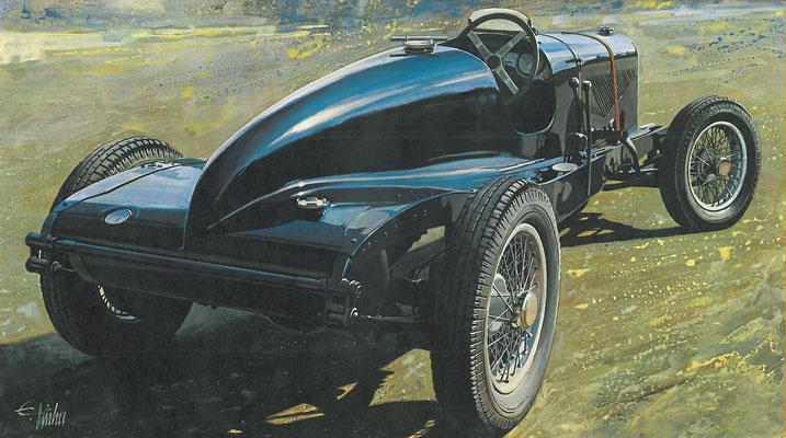 Panhard-Levassor recordwagen.