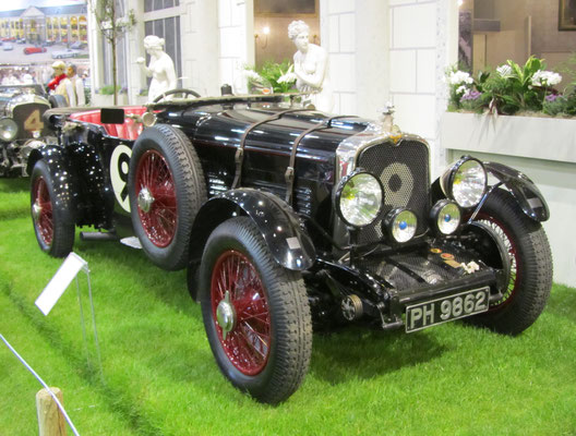 Een Stutz op de Techno Classica 2015 in Essen.