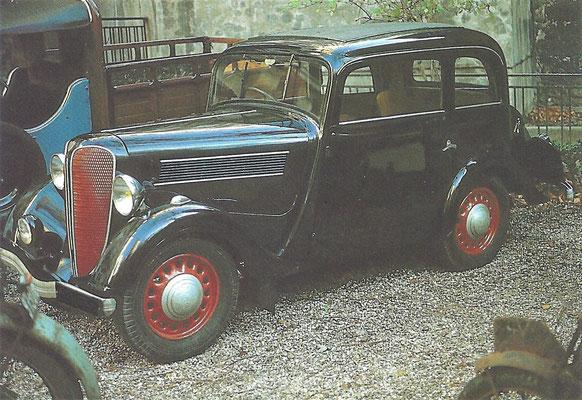 Rosengart LR4N2 (1938-1940).