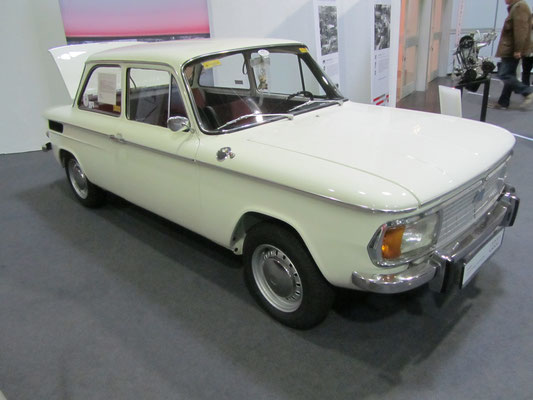 NSU 1200. (Techno Classica 2015 in Essen)