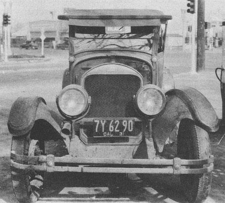 Flint uit 1926.