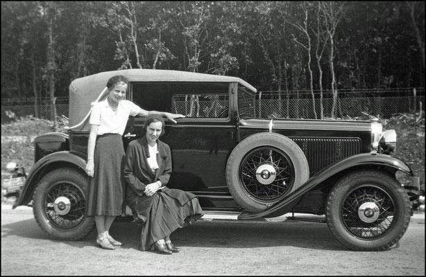 Adler Primus uit 1931, in Nederland geleverd door Nefkens.