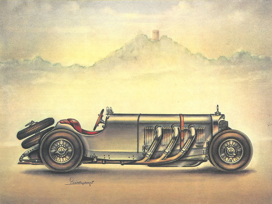Mercedes Benz 1933
