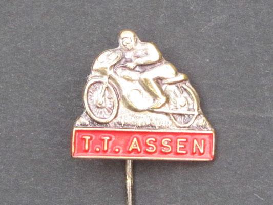 Speldje T.T. Assen.