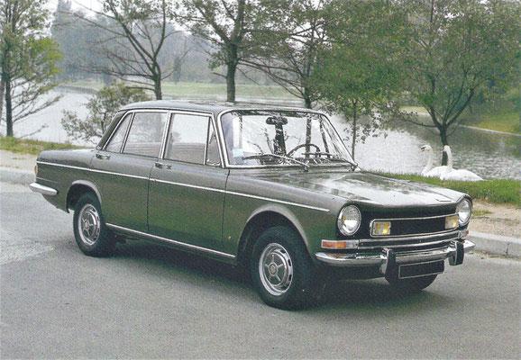 Simca 1301 Special (1970-1976).
