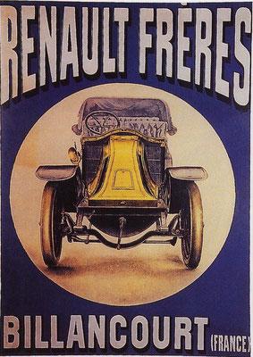 Reclame van Renault.