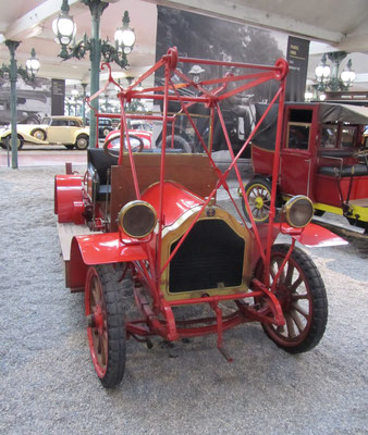 Lorraine-Dietrich Fire Engine uit 1910, gebruikt in Lunéville (Collection Schlumpf).