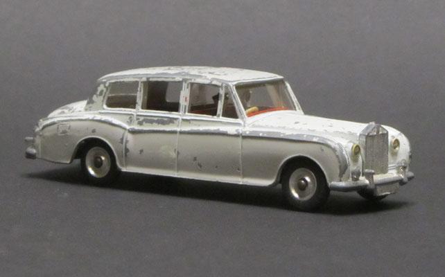 Rolls-Royce Silver Phantom V (Dinky Toys nr. 198, 1962-1969).