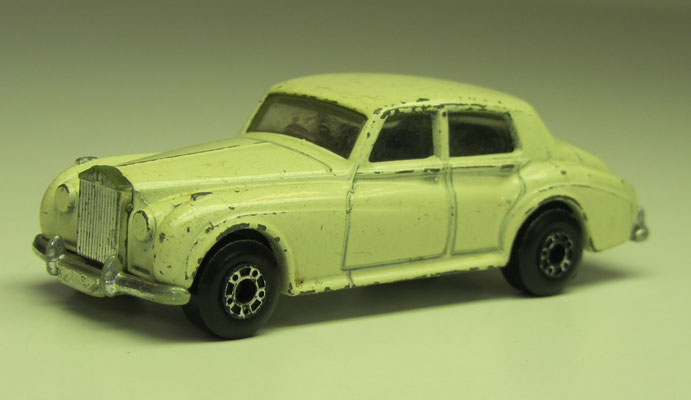 Rolls-Royce Silver Cloud, Matchbox.