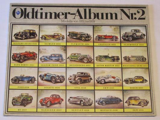 ARAL Oldtimer-Album Nr. 2