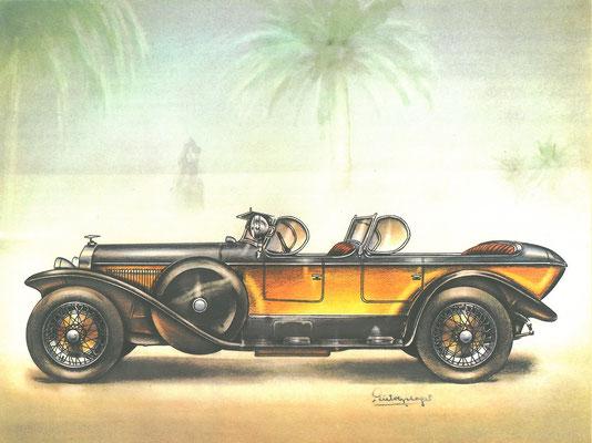 Isotta Fraschini 1928