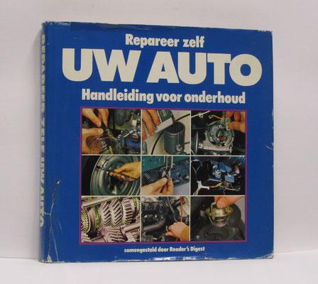 Repareer  zelf uw auto. Handleiding voor onderhoud. Readers Digest, 1981.