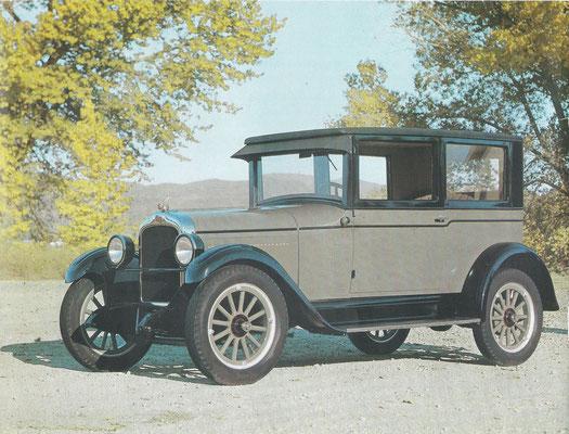Een Pontiac uit 1926.