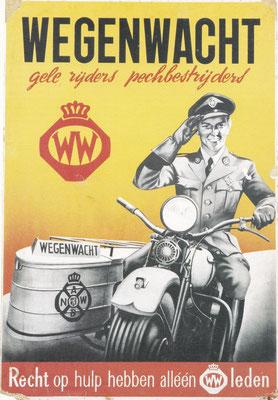 Affiche Wegenwacht
