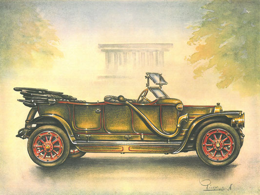 Lancia 1911