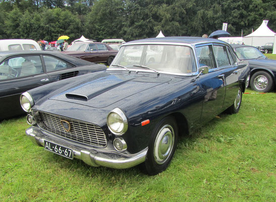 Een Lancia Flaminia 2.8 uit 1964.