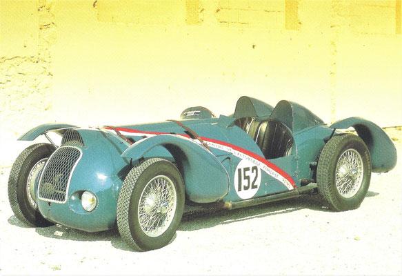 Delahaye Type 145 (1937-1938).