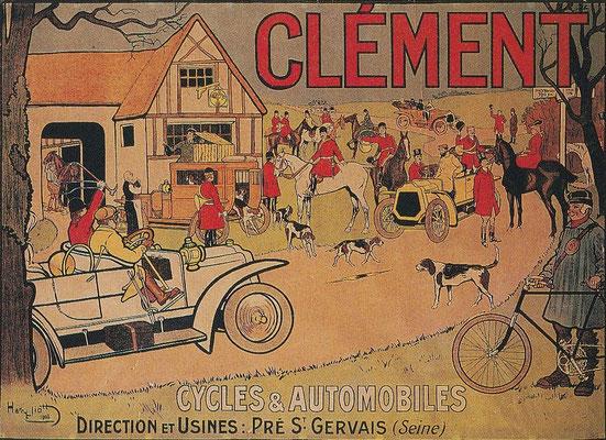 Reclame Clément.