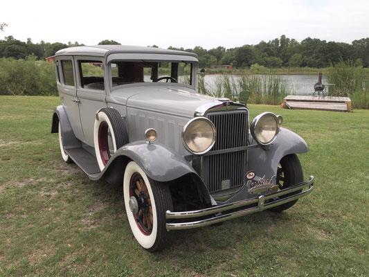 Peerless uit 1930.