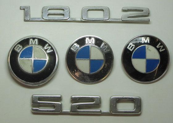 BMW emblemen.