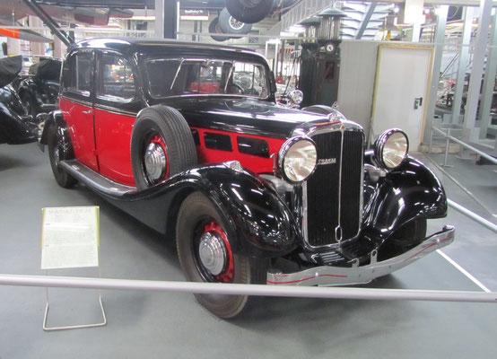 Maybach SW 35 uit 1935. (Technik Museum Sinsheim)